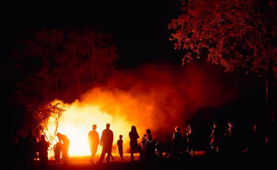 The Fire Festival of Lughnasa